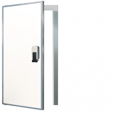 Puerta Pivotante 700X1700 (0ºC) 506T00 Inox.MO